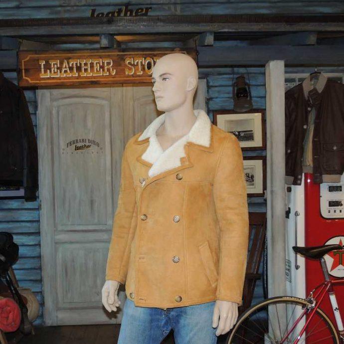 giacca montone seventy uomo