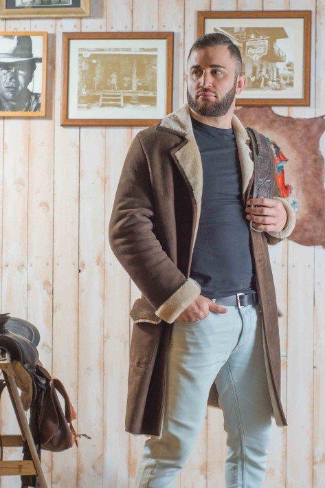 cappotto montone uomo-1